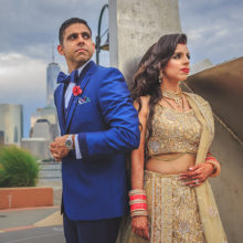 Pooja + Rajiv // Jersey City Indian Wedding