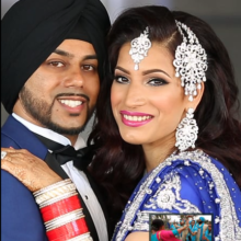 Kamalpreet + Anand // Sikh Wedding Day Highlights