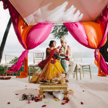 ROOCHITA & KUSHAN // Hawaii Destination Indian Wedding by IQ Photos