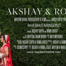 Akshay + Roma // Eagle Oaks Country Club New Jersey Indian Wedding