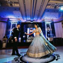 Priyanka + Amit // Ontario Indian Reception by G&H Photography