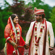 Sruthi + Pradeed // Pennsylvania Indian Wedding