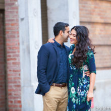 Ami + Rajiv // Los Angeles Engagement Session by Braja Mandala
