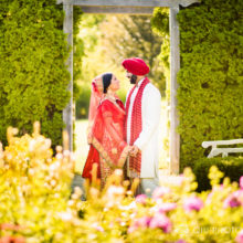 Karan + Gurgeet // Brampton Punjabi Wedding by Qiu Photography