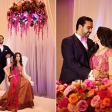 Soni + Nittin // Toronto Indian Wedding by G+H Photography