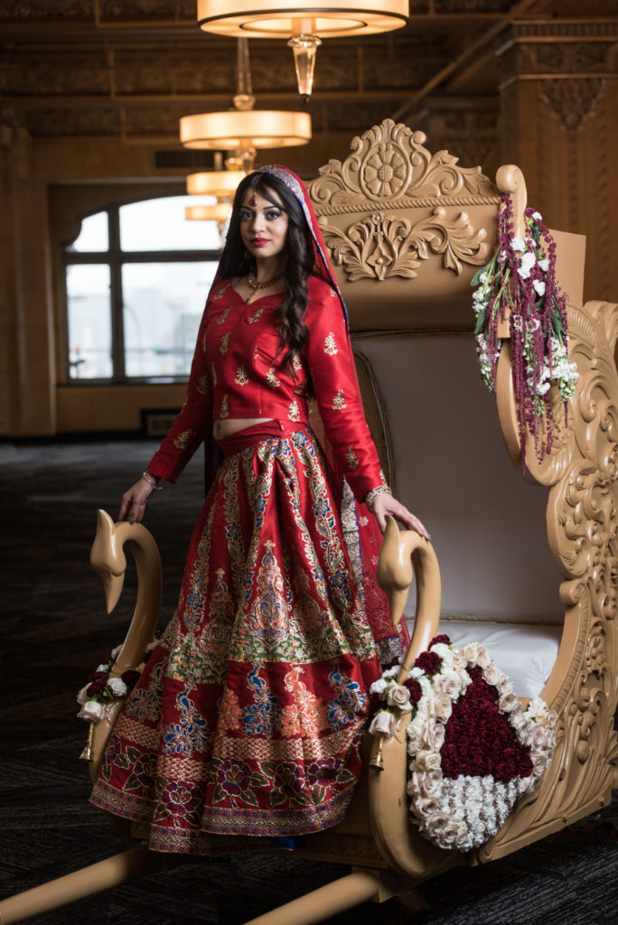 South Asian Wedding Theme Shoot By Mojica Photography
