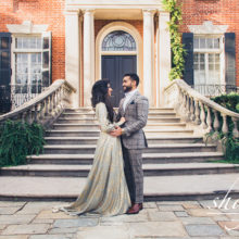 Hufsa + Ali // Engagement Session by Shayan Fotography
