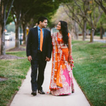 Sonia + Praveen // Sangeet Ceremony by Maria Garth Photography
