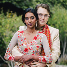 Vaneeta + Patrick // San Francisco Indian Wedding by IQ Photo