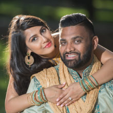 Nikita + Ankit // Savannah Engagement Session by Peter Nguyen Photography