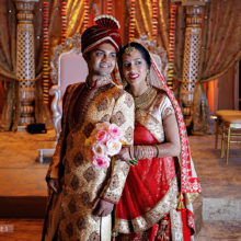 Nihar + Rucha // Downtown Chicago Indian Wedding Celebration