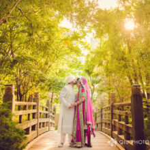 Tanveer + Shoeb // Canadian South Asian Wedding by Qiu Photography