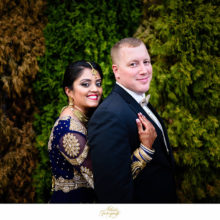 Deesha + Sean // New Jersey Indian Wedding