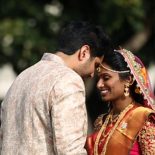 Ramya + Arun // Cinematic Wedding Day Highlight