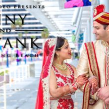 Jinny + Priyank // Cinematic Wedding Day Highlight