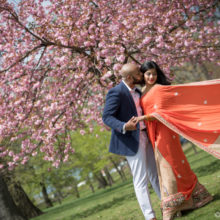 Reshma + Shelvin // New Jersey Engagement Session by PhotosMadeEz