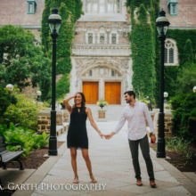 Roshni + Raj // Engagement Proposal at Lehigh University