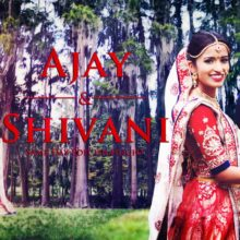 Ajay + Shivani // Same Day Edit by NSPG MEDIA