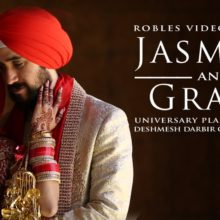 Jasmine + Grant // Cinematic Same Day Wedding Highlights (Sikh)