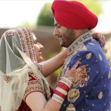 Suman + Gurpreet // Cinematic Same-Day Wedding Week Highlights