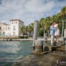 Anchal + Deepak // Vizcaya Museum & Gardens Engagement Session