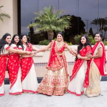 Roshni + Karan // Orange County Indian Wedding by Andy Shah