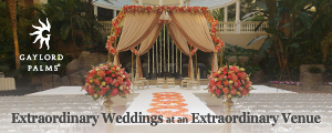 Orlando FL Indian Wedding Venue