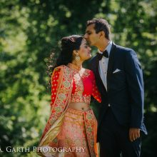 Kalpana + Ajay –  PA Indian Wedding by Maria A. Garth Photography