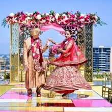Keyur + Priya // Marina del Rey Indian Wedding