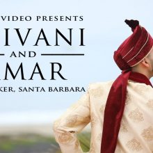 Shivani + Amar // Santa Barbara Cinematic Same Day