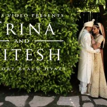 Trina + Hitesh // Cinematic Same Day Wedding Highlight by Robles Video Productions