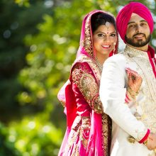 Gurwinder + Jag // Sacramento Indian Wedding by JSK Photography
