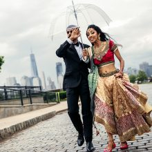 Ria + Sid // New York Indian Wedding by Chandai Events
