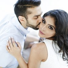 Surbhi + Avinay // DC Engagement Shoot by Keith Cephus Photography