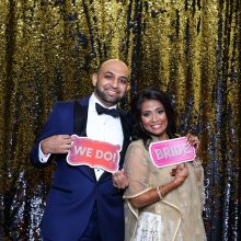 Ami + Vivek // O Snap Photo Booth New Jersey