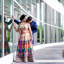 Pratiksha + Anand // Florida Indian Wedding by Gaciel Santana Photography
