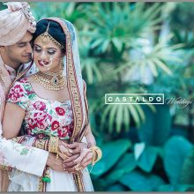 Monica + Tushar // Indian Wedding by Castaldo Studios