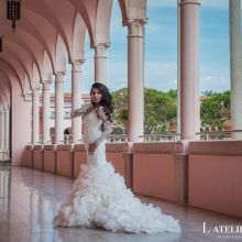 Nadia + Asif // Florida After Wedding Shoot by L'Atelier Lumière International Photographie