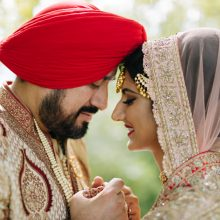 Vikram + Amrita // Canadian Indian Wedding by Kavita Mohan Events