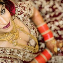 Dhwaja + Ryan // Virginia Indian Wedding by Photographick