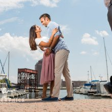 Jenica + Ronak // Engagment Shoot by Photographick