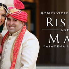 Risha + Mac // Cinematic Wedding Day Highlight by Robles Video Productions