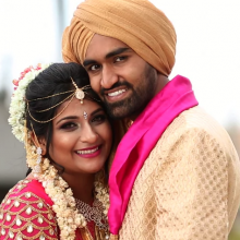 Shilpa + Rohit Chopra // Cinematic Same Day Wedding Highlight