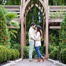 Vrinda + Sumeet // Engagement Session by Sachi Anand Photography