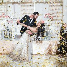 Mohini + Sashant // Irvine Indian Wedding by Planning Elegance