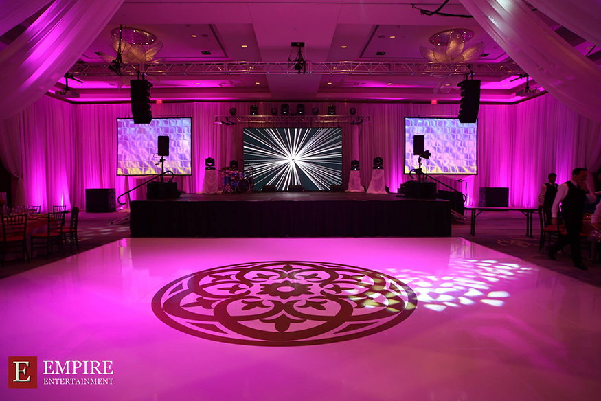DJ+Lighting / Lighting & Empire Entertainment - Indian Wedding DJ and Lighting