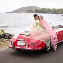Priya + Manish // Maui Destination Wedding by MeewMeew Studios