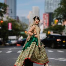 Runaway Bride: A Photo Story by Sharifa Easmin + Jashim Jalal Photography