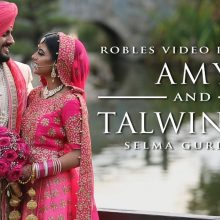 Amy & Talwinder // Cinematic Same Day Edit by Robles Video
