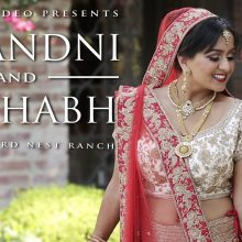 Chandni + Rushabh // Cinematic Same Day Edit
